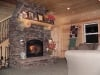 Custom Fireplace-New Construction-New Home Builder